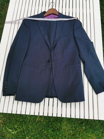 Costum barbat slimfit NOU NEPURTAT IDEAL CADOU Shoreditch U. K.