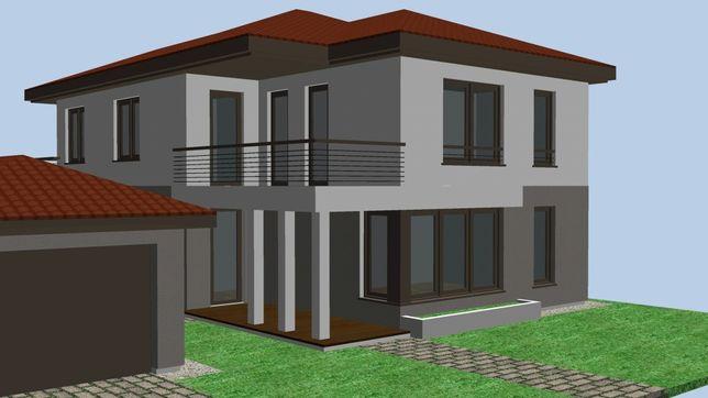 Casa mare proiect deosebit