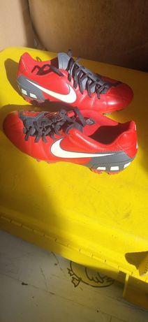 Ghete fotbal copii Nike Total T 90  originale  36,5