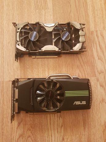 2 placi video Nvidia GTX560ti defecte