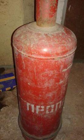 Газови бутилки и горелки