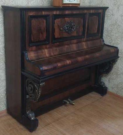 Пианино .старинное .Германия .Рабочее .