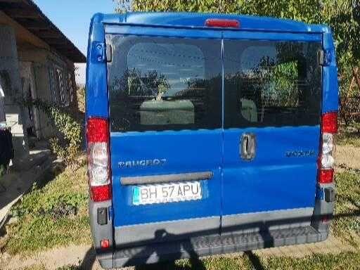 Peugeot boxer 8+1