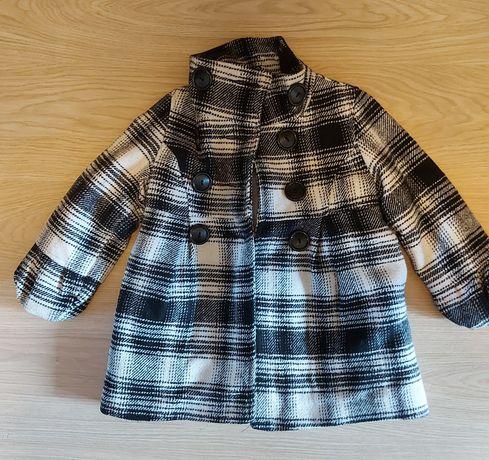 Palton fete 4-6 ani