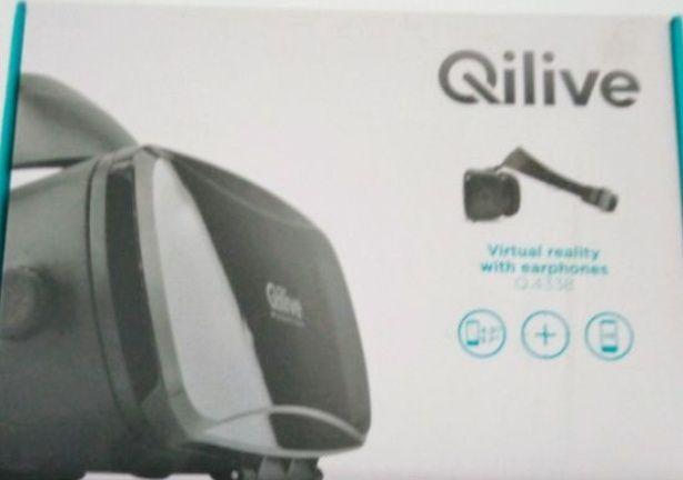 Ochelari Qilive Virtual Reality Whit Earphones