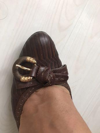 Pantofi Medeea piele ( noi )