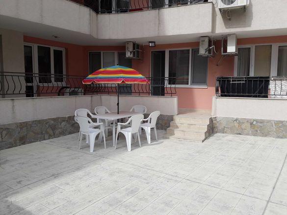 Апартамент с двор, до плажа