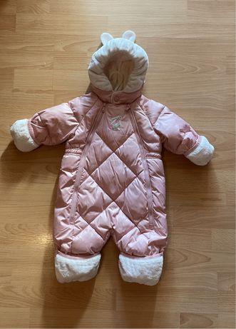 Продам детский комбинезон (зимний)Baby Go 68 р