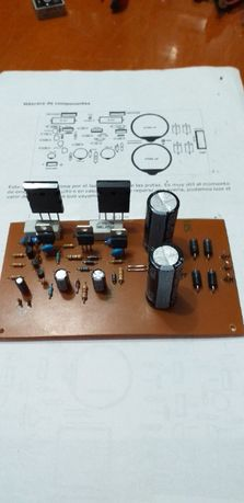 Kit Amplificator mono 100w rms