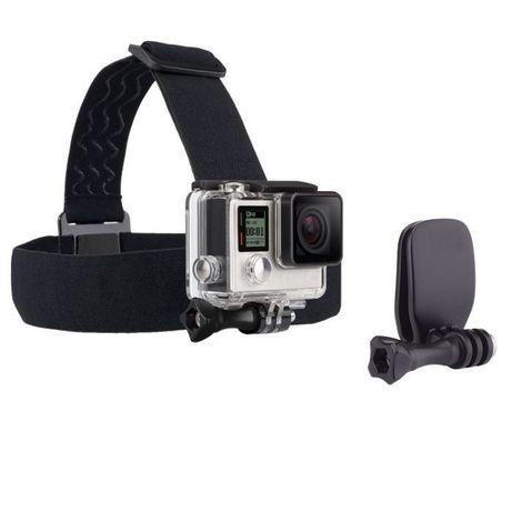 Head strap and quick clip - еластична лента за глава и щипка за шапка