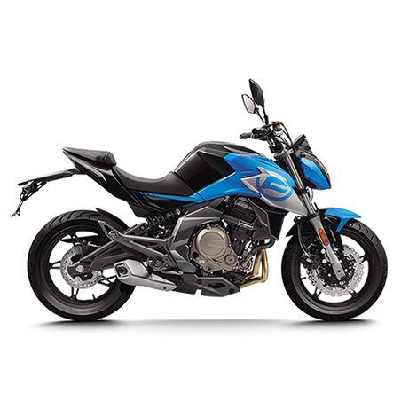 Motocicleta CF Moto 650NK ABS '21