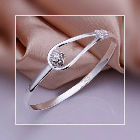 Сребърни гривни за дами