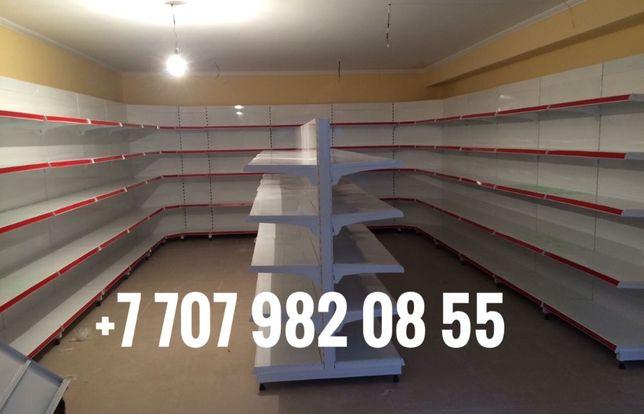 Производим стеллажи, витрины для магазинов и бутиков