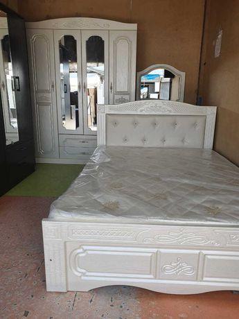 Спальный гарнитур  сделан мастерами 5 летним стажем в Алматы мебель