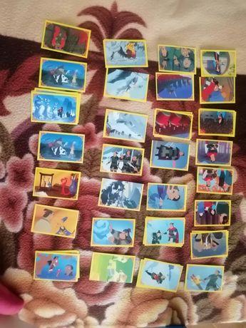 Картички от дъвки