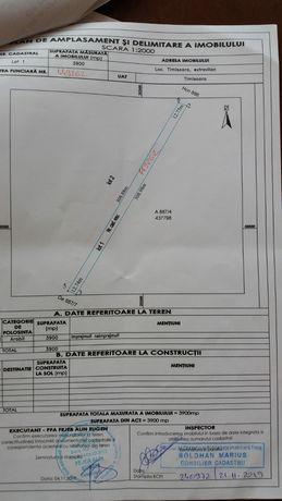 Teren extravilan A887 Ronat / Tomesti / Timisoara