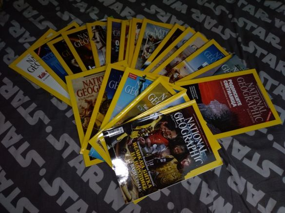 Списание National Geographic