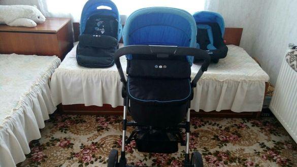 Бебешка количка Чиполино