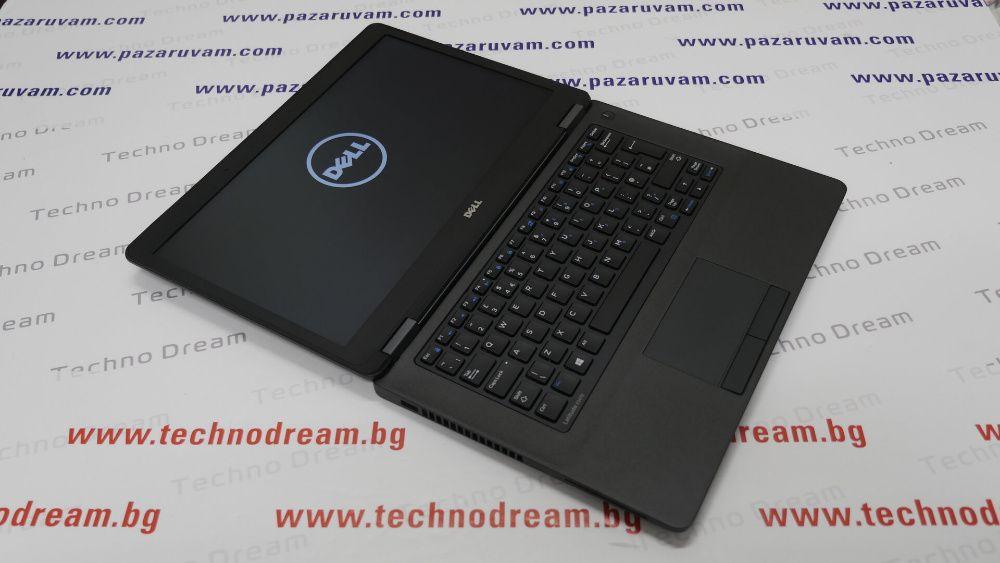 Dell Latitude E5470 - IPS дисплей /Intel Core i5-6300HQ/16GB RAM/256GB