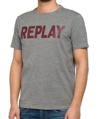 Мъжка тениска Replay