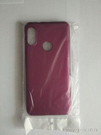 Бампер для Xiaomi mi а2 lite / redmi 6 pro