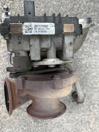 Турбо bmw 5 f07 3.0dx lci type 5n61