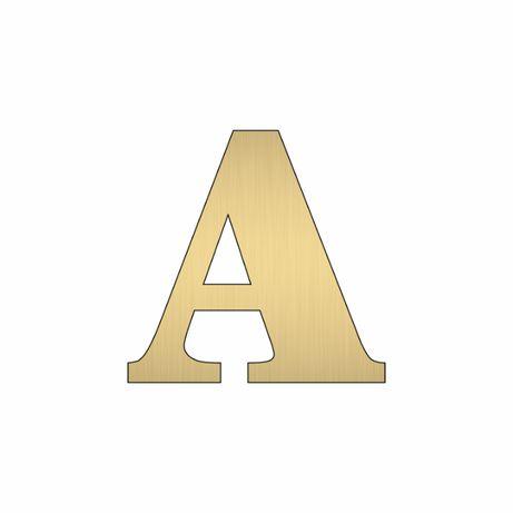 Релефни Златни и Сребърни Букви - свободно писане на текст или реклама
