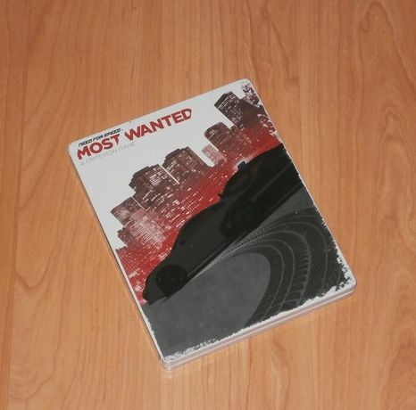 Need for Speed Most Wanted Steelbook Edition PC , de colectie