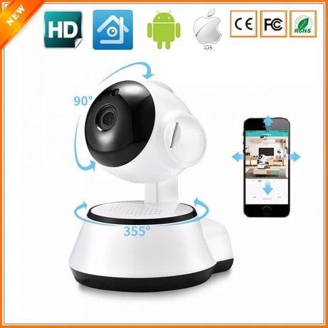 Camera Ip monitorizare bebeluși, supraveghere casa, masina
