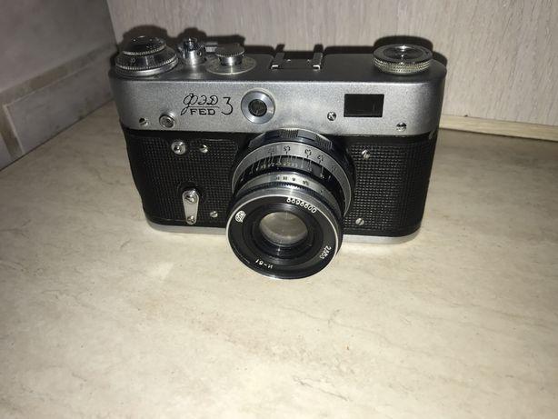 Aparat Foto Rusesc Vintage Fed 3