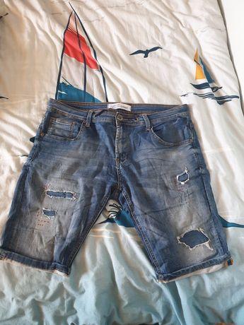 Къси мъжки панталонки, дънки и плувни шорти