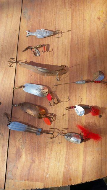 Lingurite pescuit
