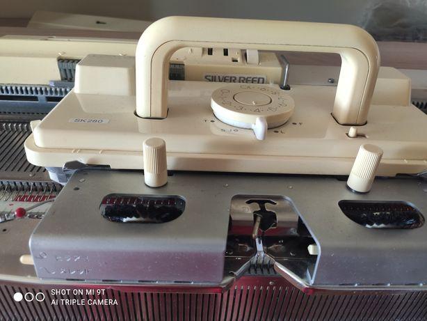 Вязальная машина SILVER REED SK 280/SRP 60N
