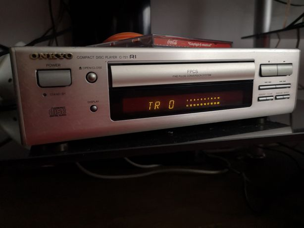 Cd player Onkyo C-721