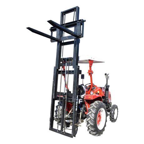 Stivuitor hidraulic ridicare 2.7 M prindere tiranti tractor DH98