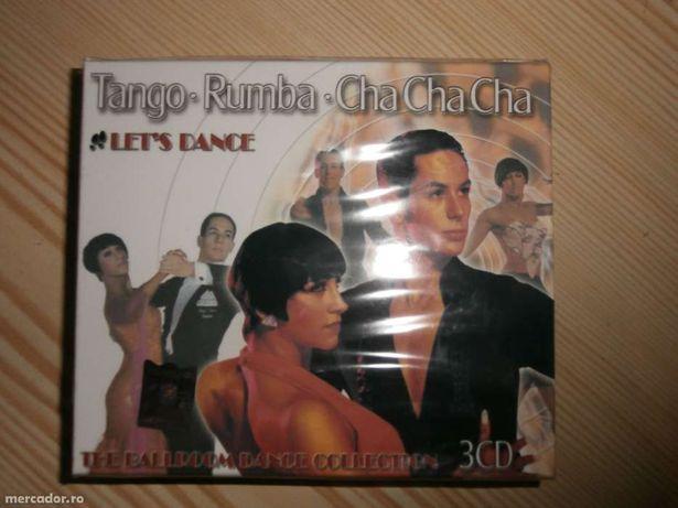Various Artists Let's Dance: Tango, Rumba, Cha Cha Cha