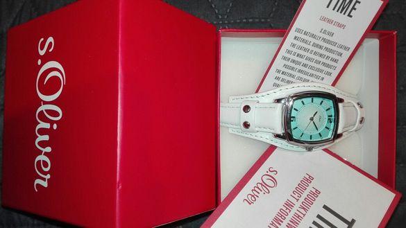 Дамски часовник s.Oliver