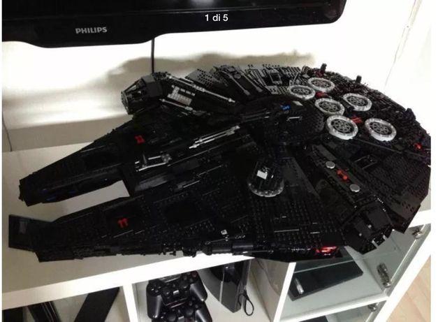 Lego Millennium Falcon 10179 Black