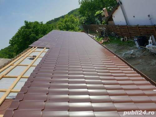Executam acoperisuri montaj orice tip de învelitoare