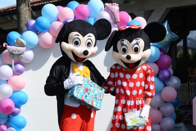 Inchiriere Mascote Mickey si Minnie Mouse!!!
