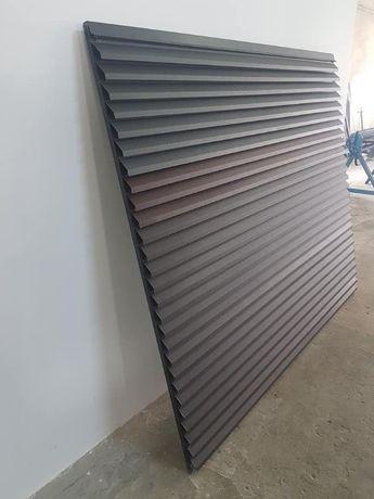 Panou de gard metalic