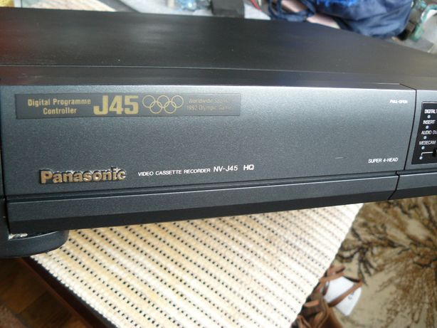 Videorecorder Panasonic Nv J45