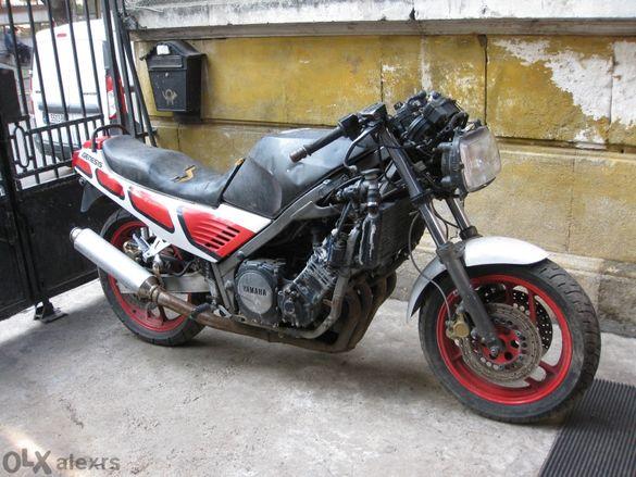 на части Yamaha Fz 750 на части Ямаха Фз 750