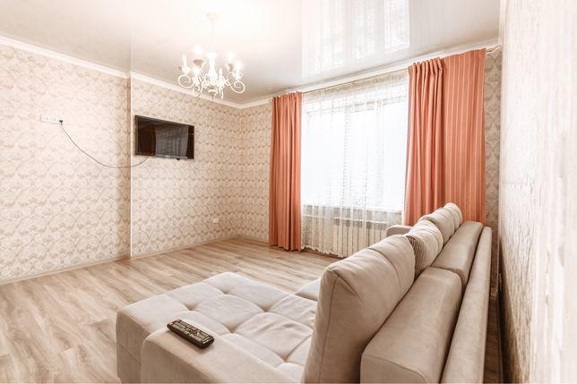 2 Ком. Квартира от Vita Haus. ЖК Кызылжар. КТВ / Wi-Fi