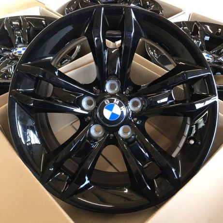 Jante R17 NOI Originale 5X120 BMW Seria 1,3,4,X1,X3,F20,F30,E90,GT,M
