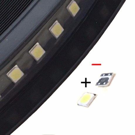 LED-uri 6V alb rece 2W