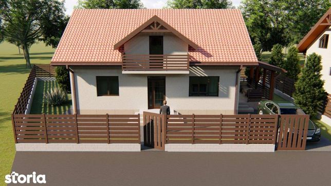 BECI MARE!Asfalt!Casa 3 camere,420 mp teren,Miroslava-Padurea Uricani