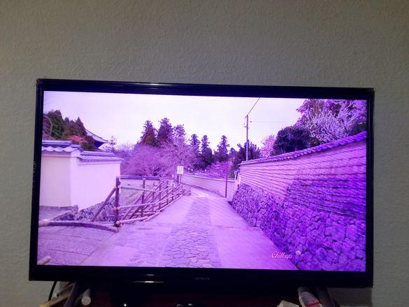 "Hitachi 40"" Full HD 1920x1080p"