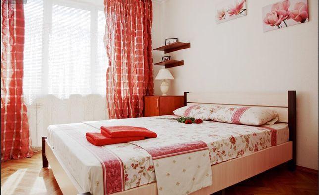 Квартира посуточно на Иманова по часам Кенесары Жубанова, ЕНУ