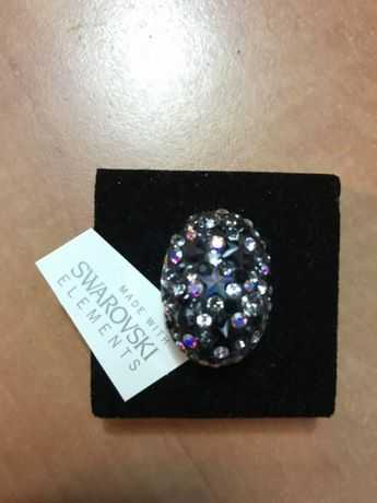 Vand inel argint cu cristale swarovski